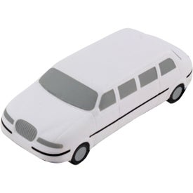 Monogrammed Limousine Stress Ball