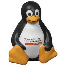 Sitting Penguin Stress Ball