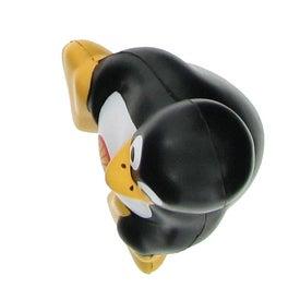 Sitting Penguin Stress Ball for Advertising
