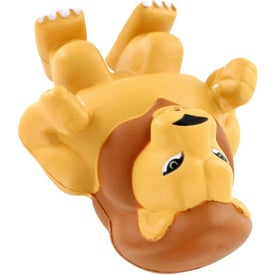 Lion Mascot Stress Ball for your School