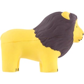 Advertising Lion Stress Reliever