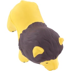 Lion Stress Reliever for Marketing