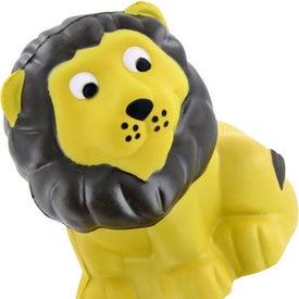 Promotional Lion Stress Ball