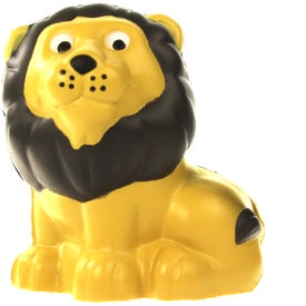 Advertising Lion Stress Ball