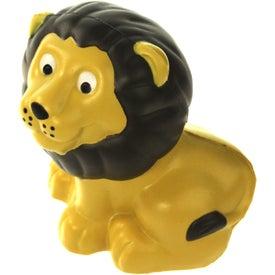 Company Lion Stress Ball