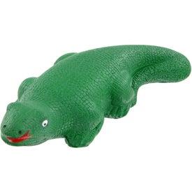 Personalized Lizard Stress Toy