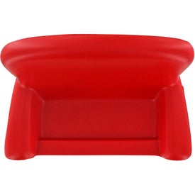 Loveseat Cell Phone Holder Stress Ball for Your Church