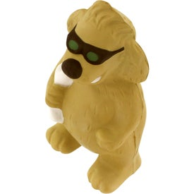 Customized Lucky Dog Stress Reliever