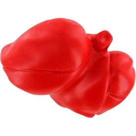 Imprinted Lung Stress Ball