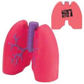 Lung Stress Ball (Economy)