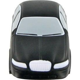 Logo Luxury Car Stress Ball