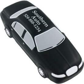Luxury Car Stress Ball Imprinted with Your Logo