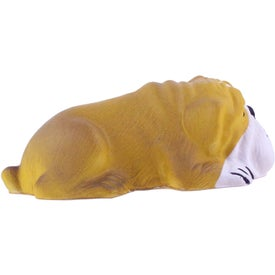 Lying Down Dog Stress Reliever for Your Company