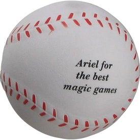 Magic Answer Baseball Stress Ball for Your Church