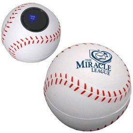 Magic Answer Baseball Stress Ball