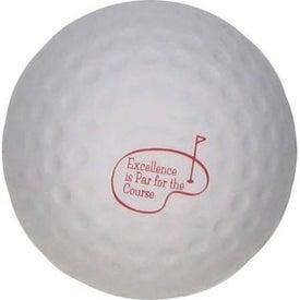 Magic Golf Ball Stress Ball for Your Church