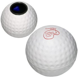 Magic Golf Ball Stress Ball