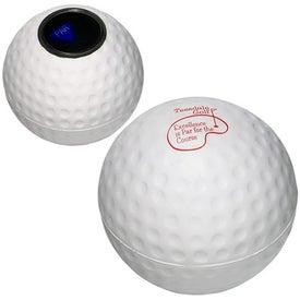 Magic Golf Ball Stress Ball