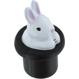 Personalized Magic Rabbit Stress Reliever