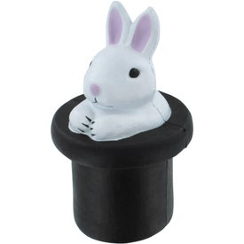 Branded Magic Rabbit Stress Reliever