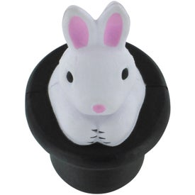 Magic Rabbit Stress Reliever for Advertising