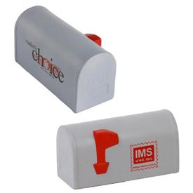 Monogrammed Mailbox Stress Ball
