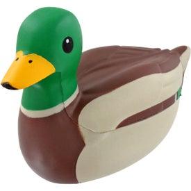 Mallard Duck Stress Ball for Promotion