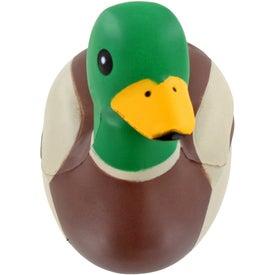 Mallard Duck Stress Ball with Your Logo