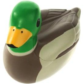 Mallard Duck Stress Ball for Your Organization