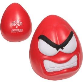 Mini Mood Maniac Stress Ball (Angry)