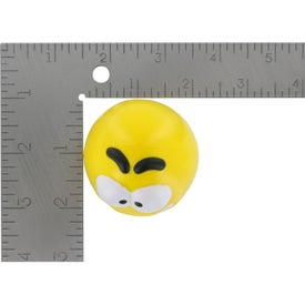 Mini Mood Maniac Stress Ball Imprinted with Your Logo