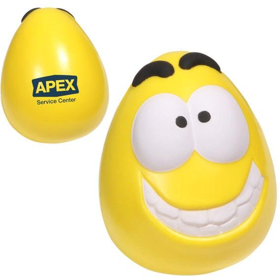 Mini Mood Maniac Stress Ball (Happy)