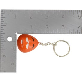 Logo Mood Maniac Stress Ball Key Chain