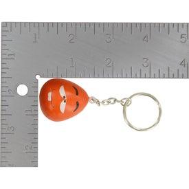 Logo Mood Maniac Stress Ball Key Chain