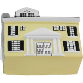 Printed Mansion Stress Reliever