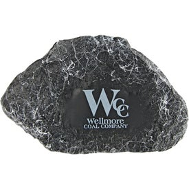 Marbled Rock Stress Toy Branded with Your Logo