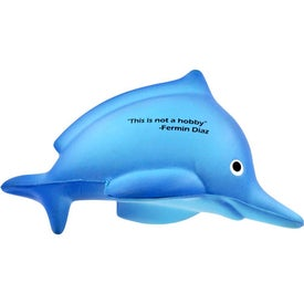Marlin Stress Ball Printed with Your Logo