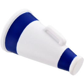 Branded Megaphone Stress Ball
