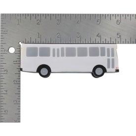 Custom Metro Bus Stress Ball