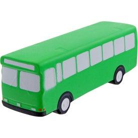 Customized Metro Bus Stress Toy