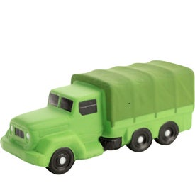 Custom Military Transport Truck Stress Reliever