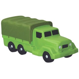 Promotional Military Transport Truck Stress Reliever