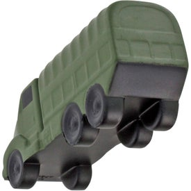 Military Truck Stress Ball for Your Organization