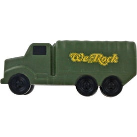 Customized Military Truck Stress Ball