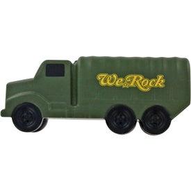 Customized Military Truck Stress Ball