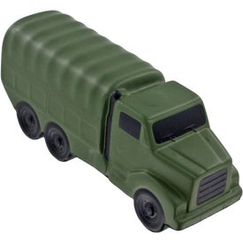 Military Truck Stress Ball for Customization