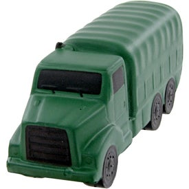 Military Truck Stress Toy for Customization