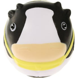 Personalized Milk Cow Wobbler Stress Ball