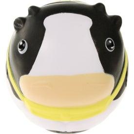 Personalized Milk Cow Wobbler Stress Ball