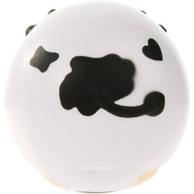 Milk Cow Wobbler Stress Ball for Your Company